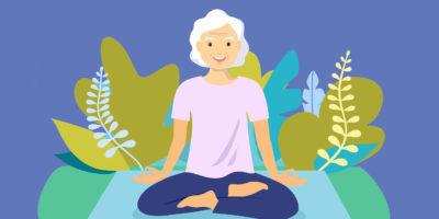 Les bienfaits de la méditation pour les personnes âgées